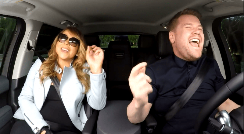 UrbanNewsHour.com - Mariah Sings Ride Karaoke
